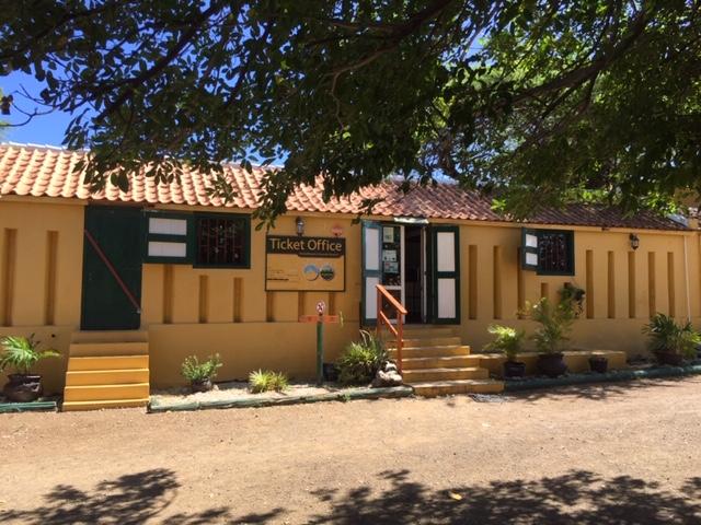 Office Christoffel Nature Park